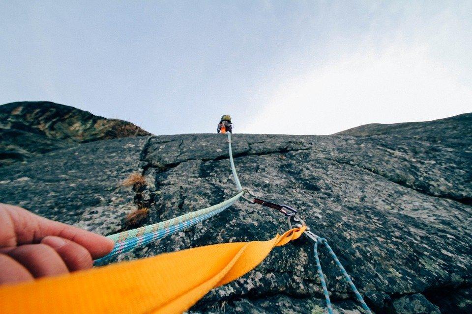 Climbing ethics