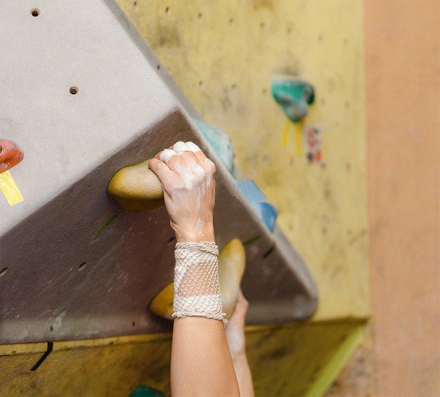 Climbing overtraining