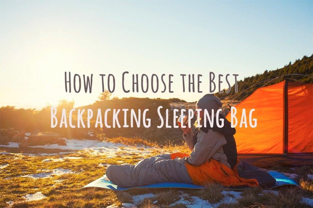 Tips for Choosing Sleeping Bags