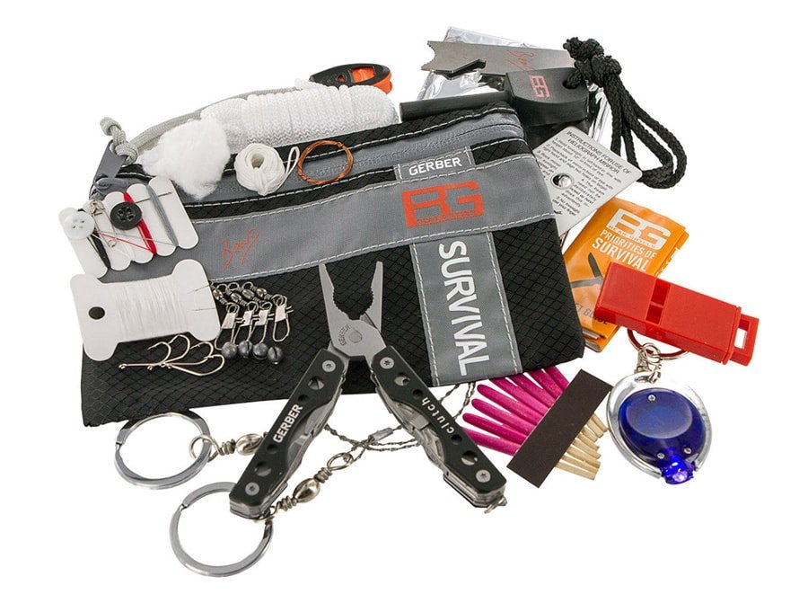 Ultimate survival kit from Gerber