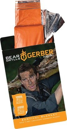 Gerber survival blanket