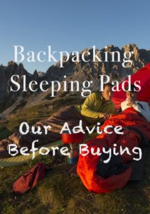 Backpacking Sleeping Pads: Our Advice on How to Buy