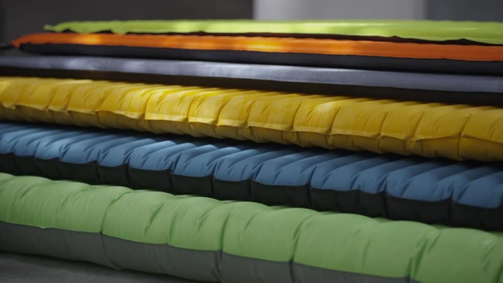 Choose a hiking sleeping pad adapted to your needs
