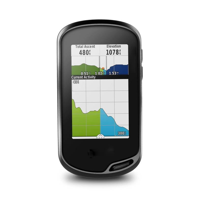 Hiking gps with altimeter