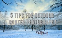5 Tips for Outdoor Winter Photography