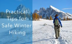Practical Tips for Safe Winter Hiking (Outside High Mountain Environment)