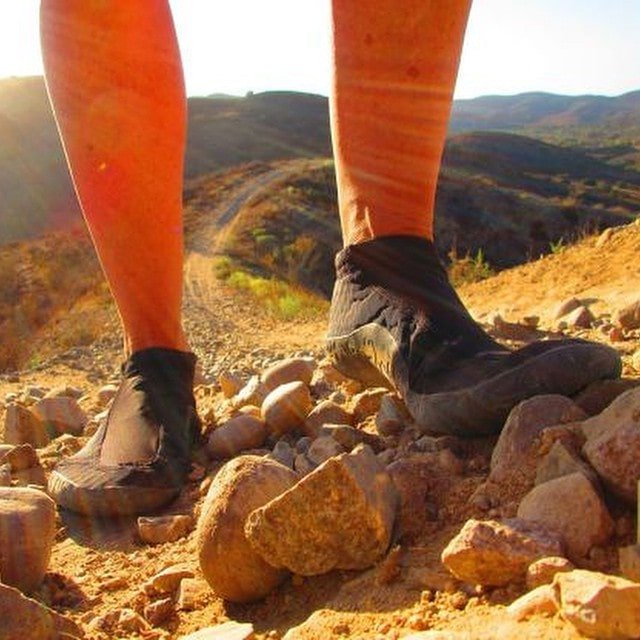 SOCKWA go-to hiking shoe
