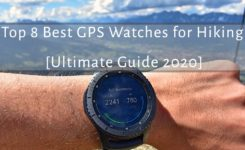 Top 8 Best GPS Watches for Hiking [How to Choose Ultimate Guide 2021]