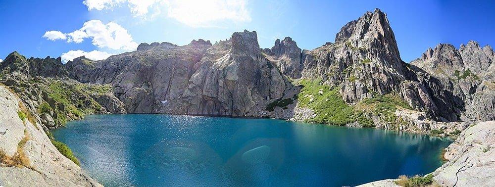 GR20 Lake of Capitello