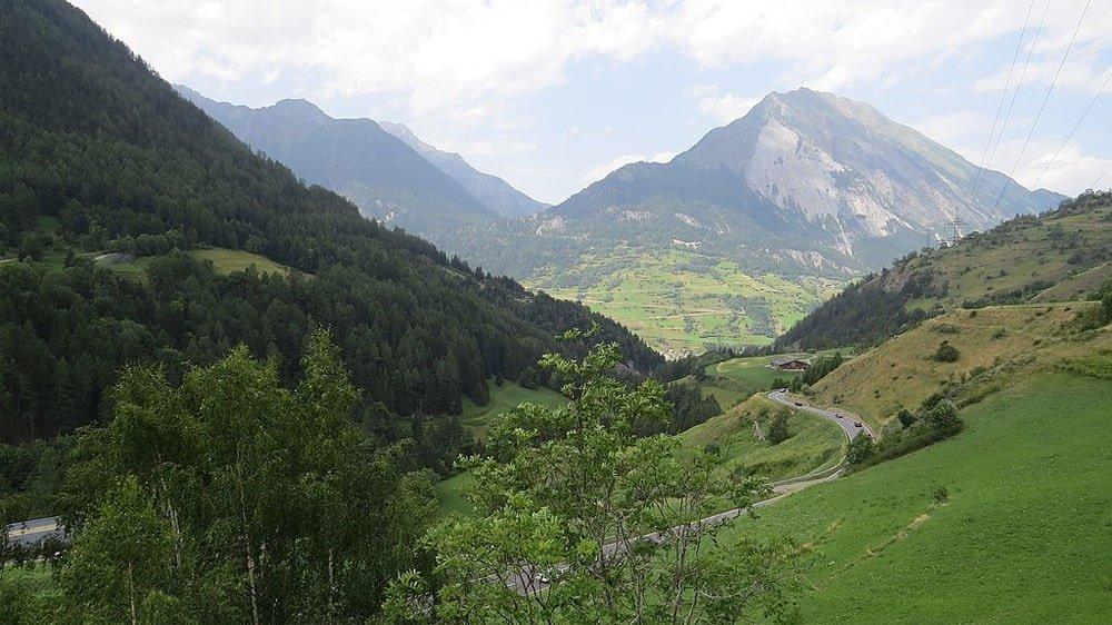 Haute Route - Val d'Entremont