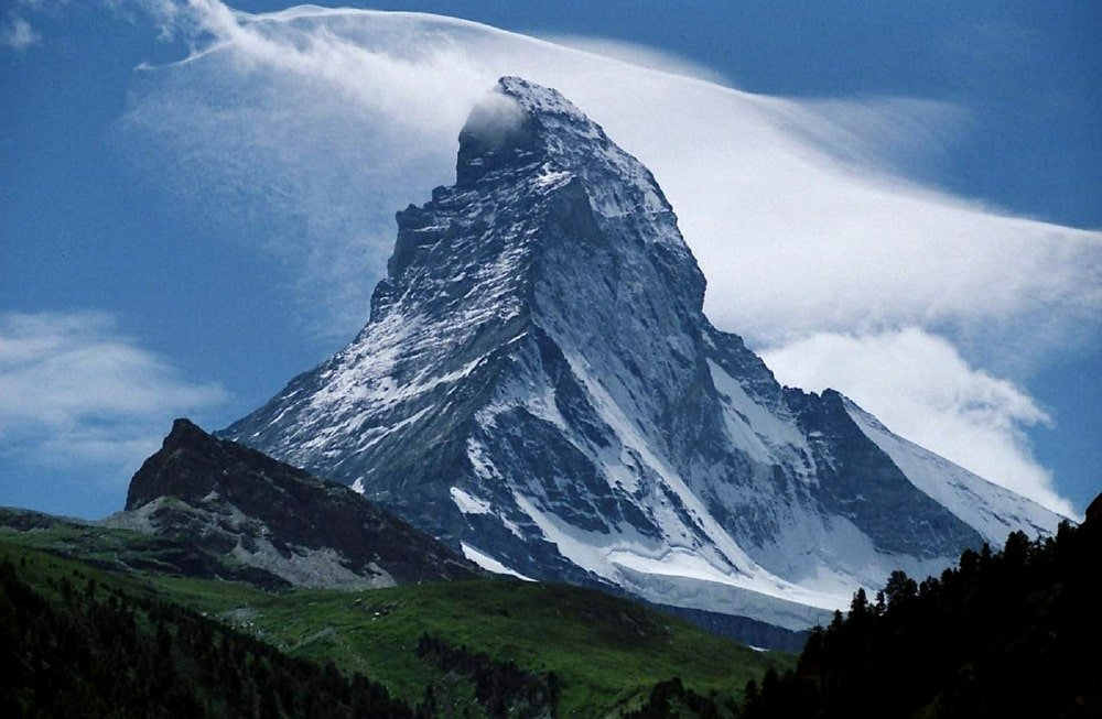 Haute Route - Matterhorn peak