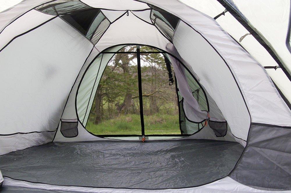 Family tent capacity