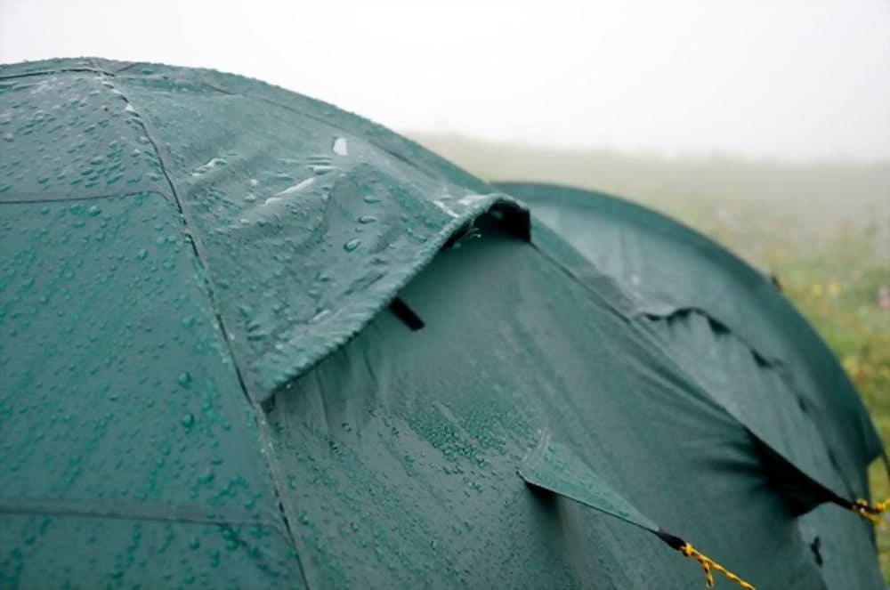 tent weather resistance