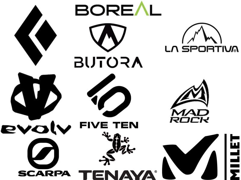 climbing shoes brands