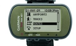 Garmin Foretrex 401 Waterproof Hiking GPS Review