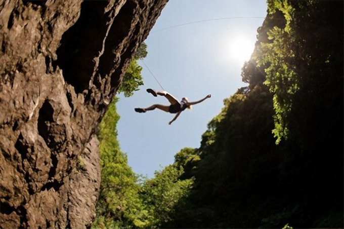 Overcome your fear of falling