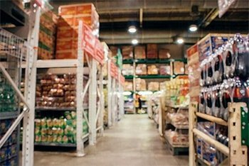 supermarket storage