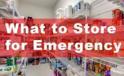 Stocking Up to Prepare for a Serious Crisis – What are your Emergency Essentials