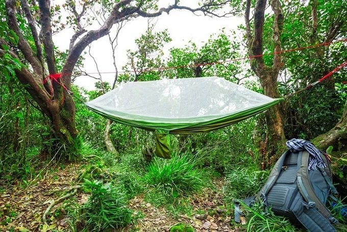 Things to consider before buying camping hammock