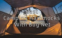 5 Best Camping Hammocks With Bug Net [Buying Guide and Reviews]