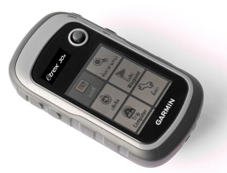 Garmin eTrex30x Hiking GPS