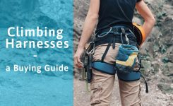 Climbing Harness, All You Need to Know [Complete Buying Guide]