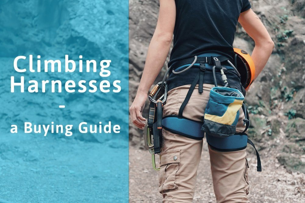 Climbing Harnesses Buying Guide