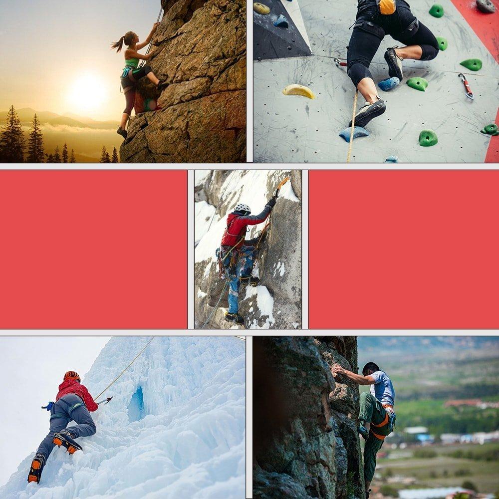 Climbing categories