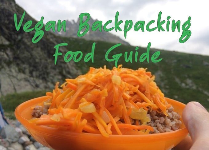 Vegan Backpacking Food