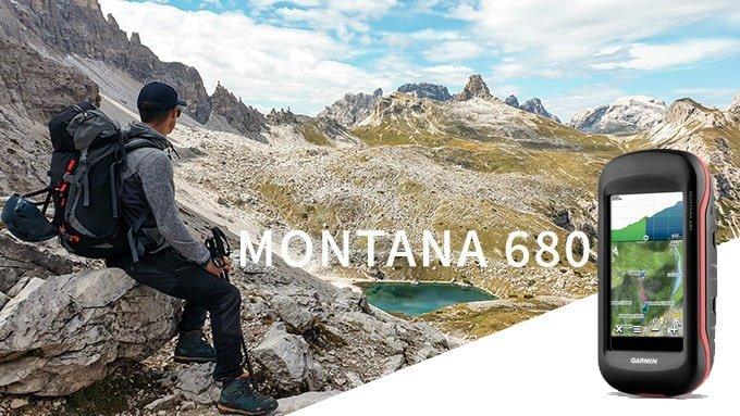 Garmin Montana 680 review