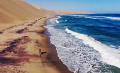 Diamonds in the Sand – The story of a world-first expedition along Namibia's Skeleton Coast