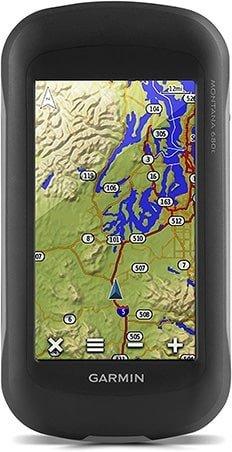 Montana 680 Mapping